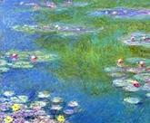 Magicien 27 Nymphéas de Claude Monet