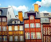 Magicien Quartier médiéval de Rennes