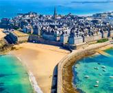 Magicien 35 Saint-Malo et ses remparts