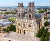 Magicien 45 Cathédrale d'Orléans