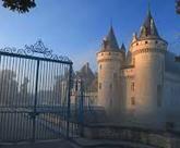 Magicien 45 Château de Sully-sur-Loire