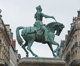 Magicien 45 Statue de Jeanne d'Arc Orléans
