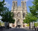 Magicien 51 Cathédrale de Reims