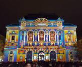 Magicien 69 Fête des Lumières à Lyon