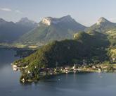 Magiciens 74 Lac d'Annecy
