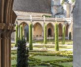 Magicien 95 Abbaye de Royaumont